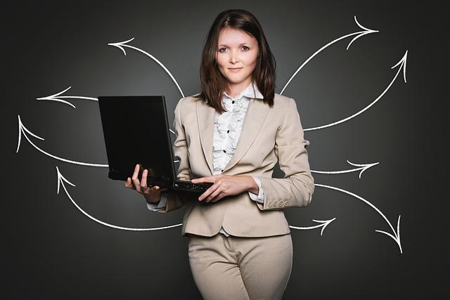 šipky u podnikatelky