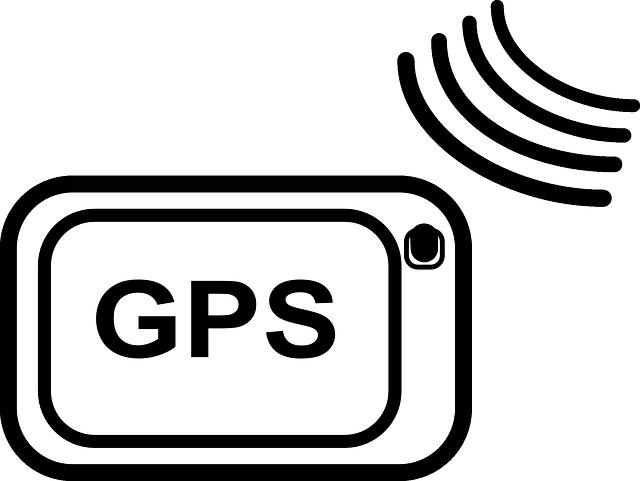 zařízení gps