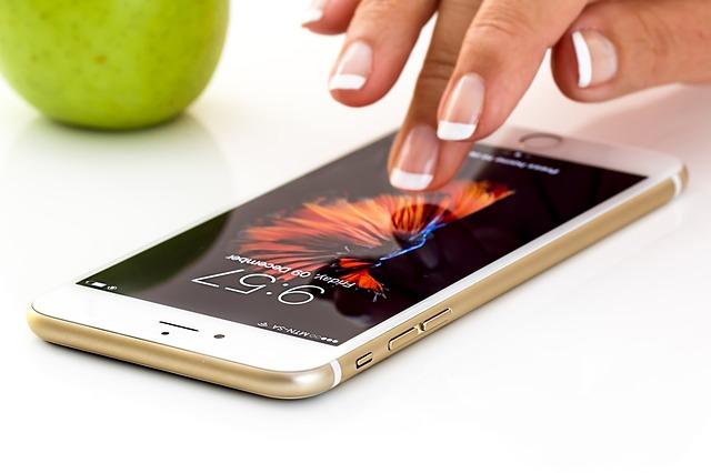 odemykání mobilního telefonu