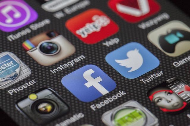 ikony sociálních síti
